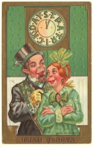 1908 P. Sander St. Patrick's Day Postcard