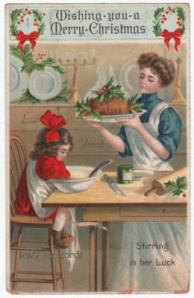 Antique_Christmas_Postcard_Pudding