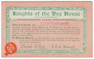 Dog House Membership Arcade Card