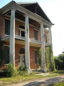 Arlington Mansion in Natchez, MS present day