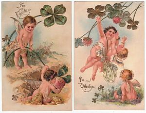 PFB Cupid Postcards B