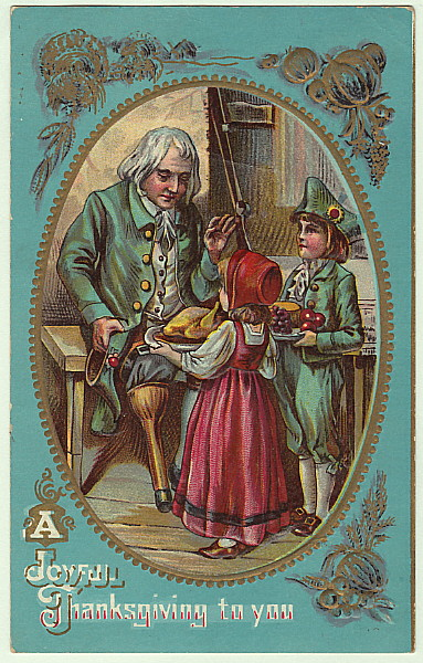 Colonial-Thanksgiving-Postcard-Children_FB